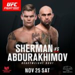 UFC Fighter Shamil Abdurakhimov and Marcin Tybura Meetup at hospital after Fight.