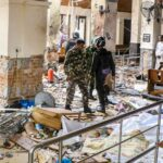 In Bomb blasts 138 people Killed  and Injured 560 Across Sri Lanka …
